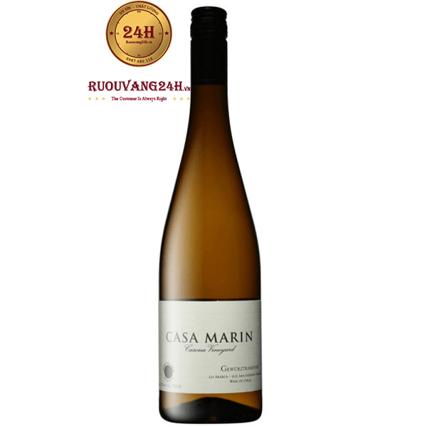 Rượu Vang Casa Marin Gewurztraminer