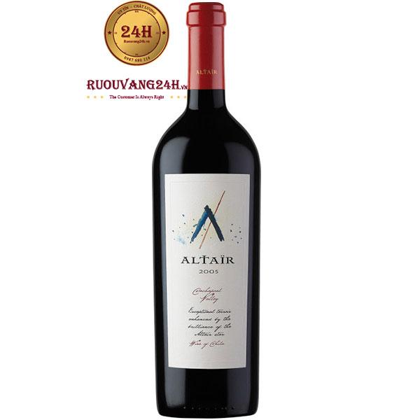 Rượu Vang Chile Altair San Pedro