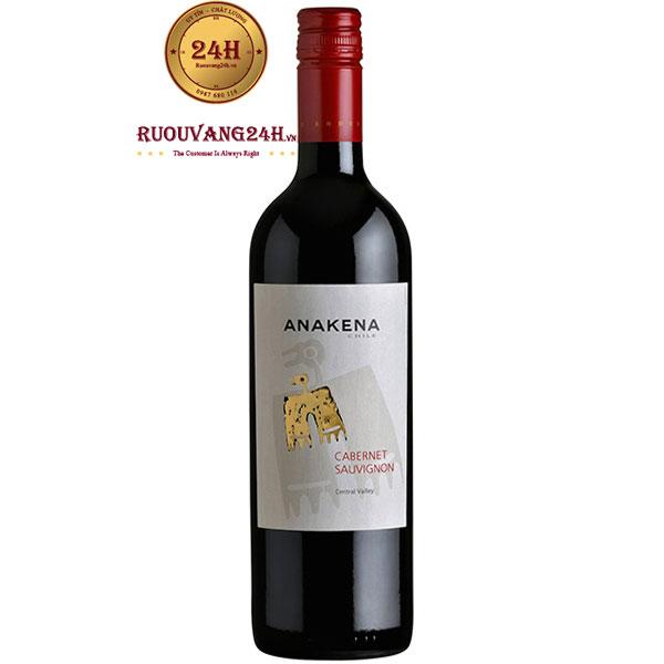 Rượu Vang Chile Anakena Cabernet Sauvignon