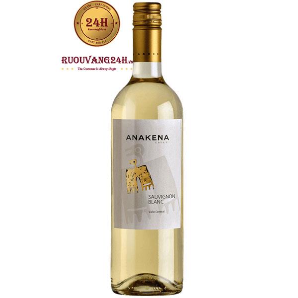 Rượu Vang Chile Anakena Sauvignon Blanc