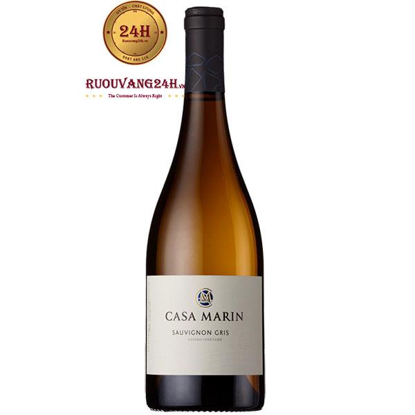Rượu Vang Chile Casa Marin Sauvignon Gris