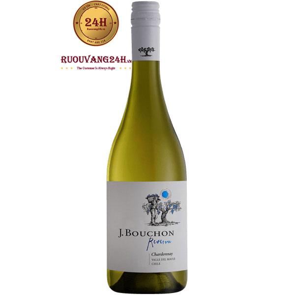 Rượu Vang Chile J.Bouchon Reserva Chardonnay