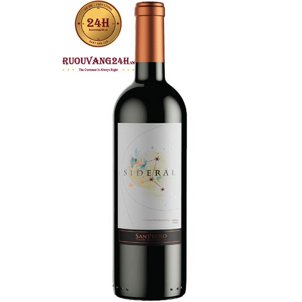 Rượu Vang Chile Sideral San Pedro