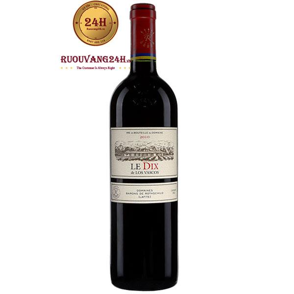 Rượu Vang Domaines Barons De Rothschild Lafite Los Vascos Le Dix