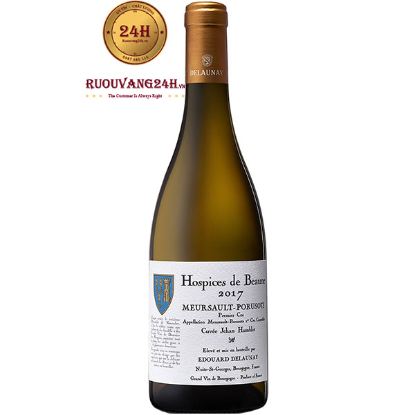Rượu Vang Hospices De Beaune Meursault Poruzots