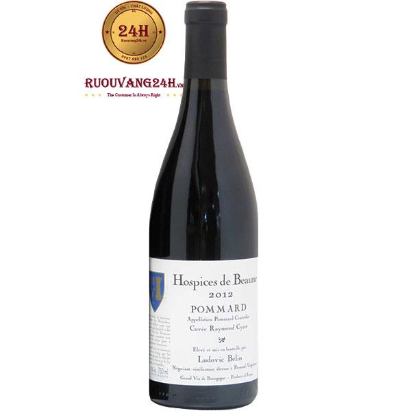 Rượu Vang Hospices De Beaune Pommard