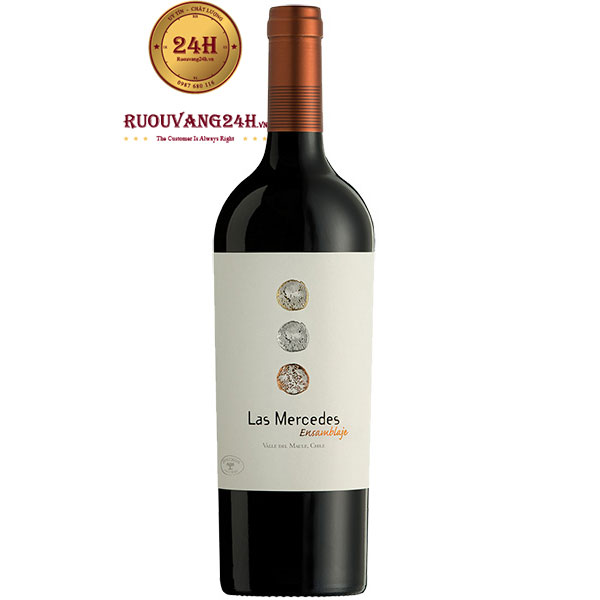 Rượu Vang J.Bouchon Las Mercedes Ensamblaje