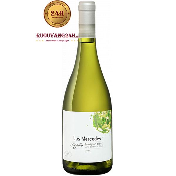 Rượu Vang J.Bouchon Las Mercedes Sauvignon Blanc