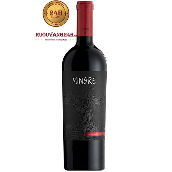 Rượu Vang J.Bouchon Mingre