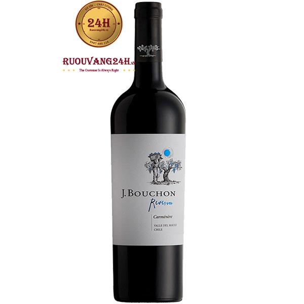 Rượu Vang J.Bouchon Reserva Carmenere