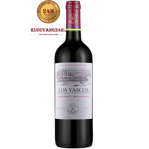 Rượu Vang Los Vascos Cabernet Sauvignon