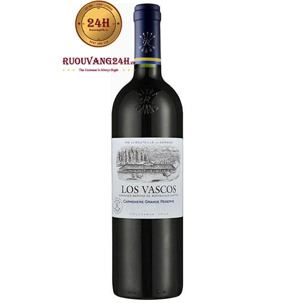 Rượu Vang Los Vascos Gran Reserva Carmenere