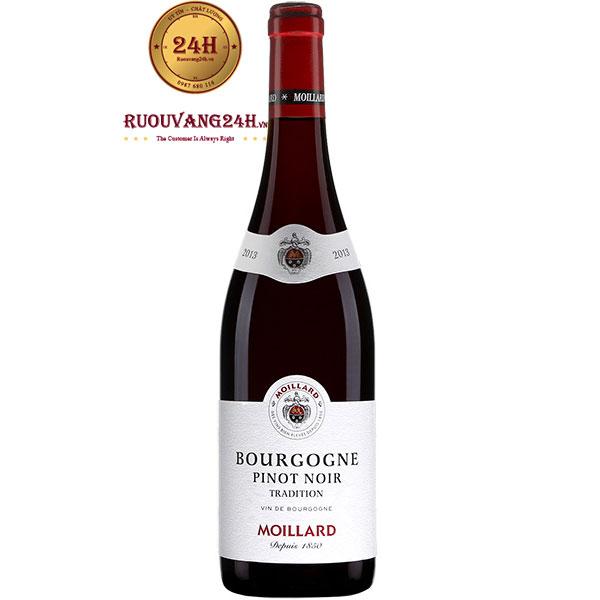 Rượu Vang Moillard Bourgogne Pinot Noir