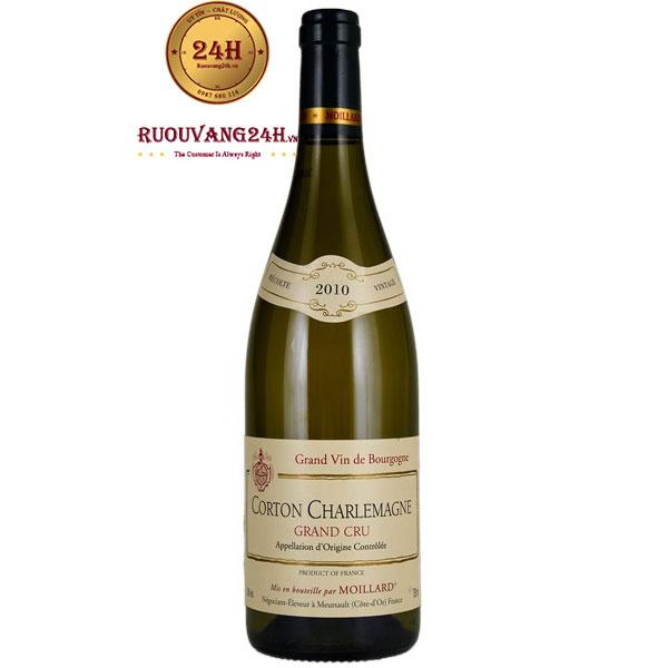 Rượu Vang Moillard Corton Charlemagne Grand Cru
