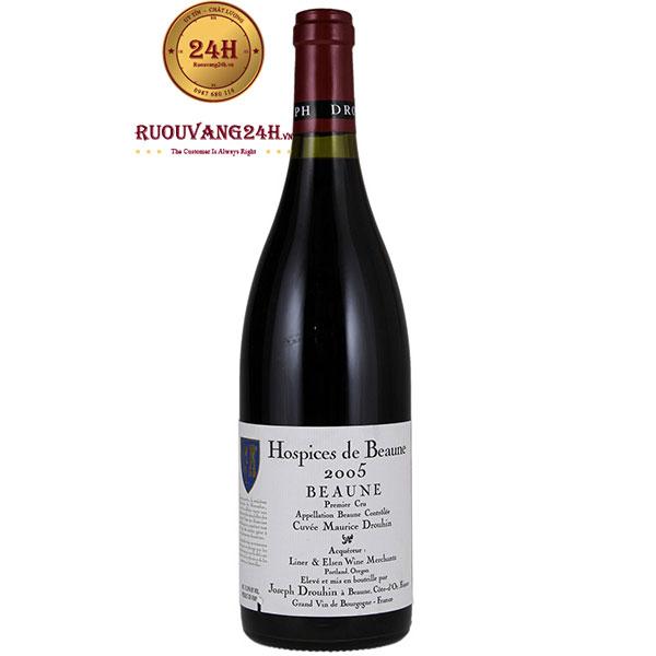 Rượu Vang Pháp Hospices De Beaune Beaune