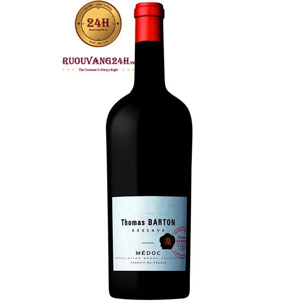 Rượu Vang Pháp Thomas Barton Reserve Medoc