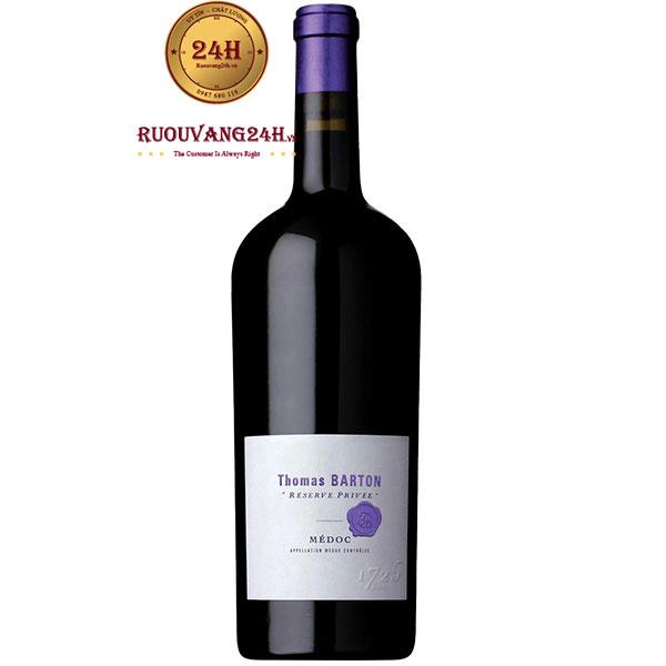 Rượu Vang Thomas Barton Reserve Privee Medoc