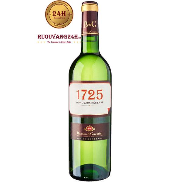 Rượu Vang Trắng B&G 1725 Bordeaux Reserve