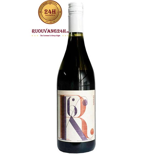 Rượu Vang ÚC KR6 Shiraz