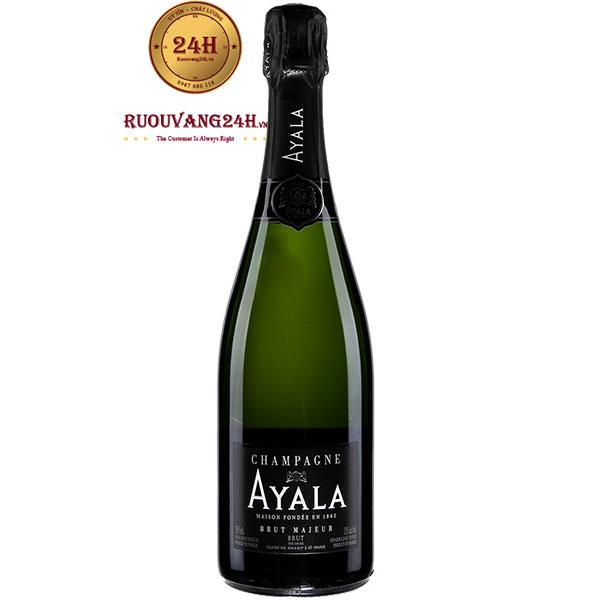 Rượu Champagne Ayala Brut Majeur