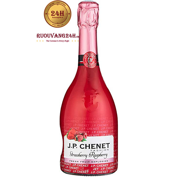 Rượu Champagne JP Chenet Fashion Strawberry
