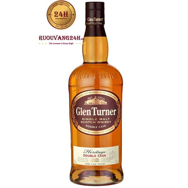 Rượu Glen Turner Double Cask