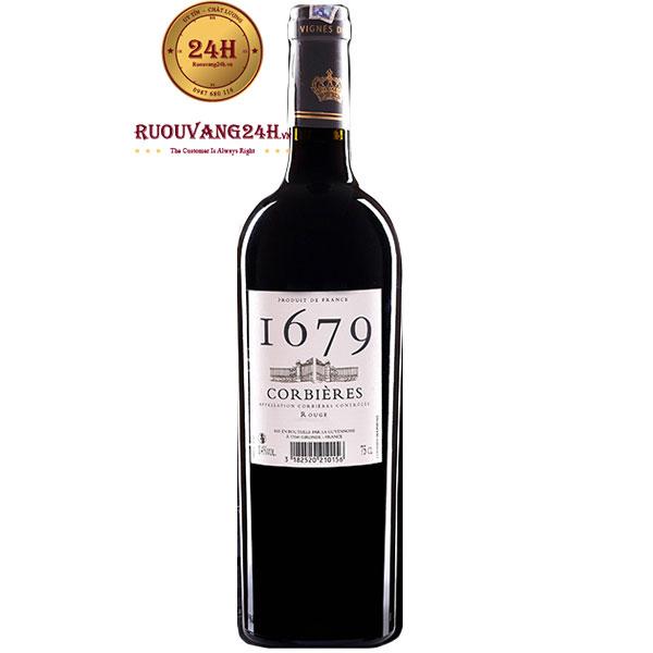 Rượu Vang 1679 Corbiere