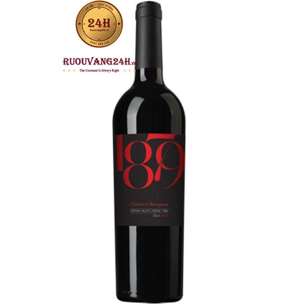 Rượu Vang 1879 Reserva Cabernet Sauvignon
