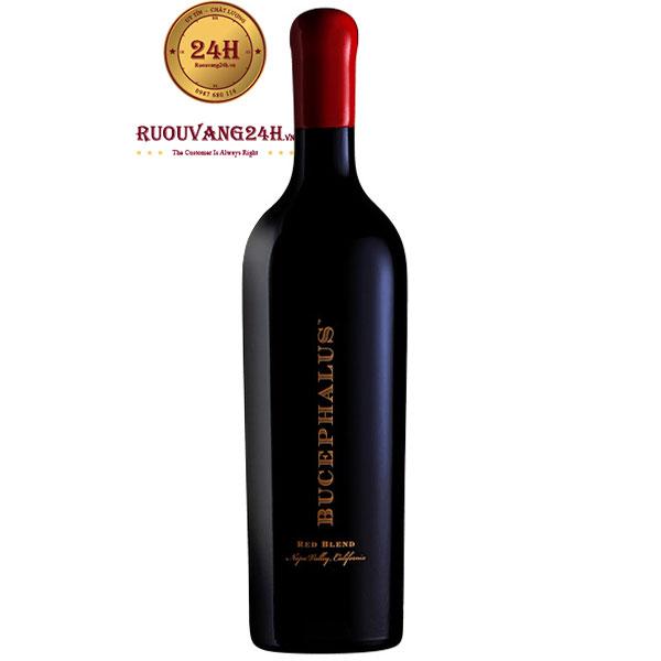 Rượu Vang Bucephalus Red Blend – Napa Valley