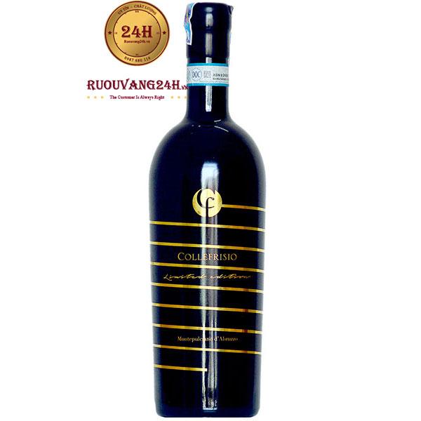 Rượu Vang CF Collefrisio Limited Ten Vintages