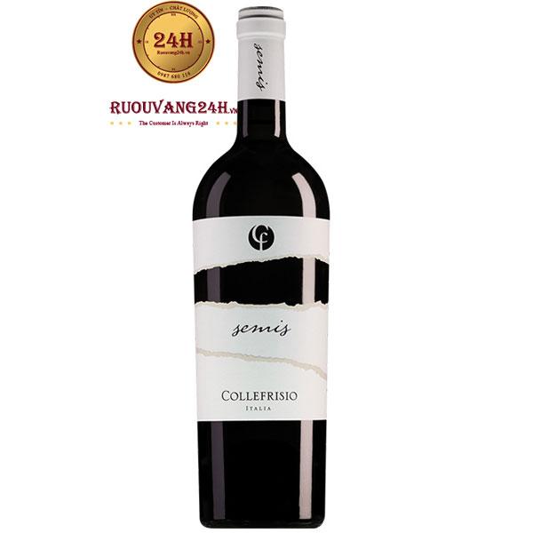 Rượu Vang CF Collefrisio Semis