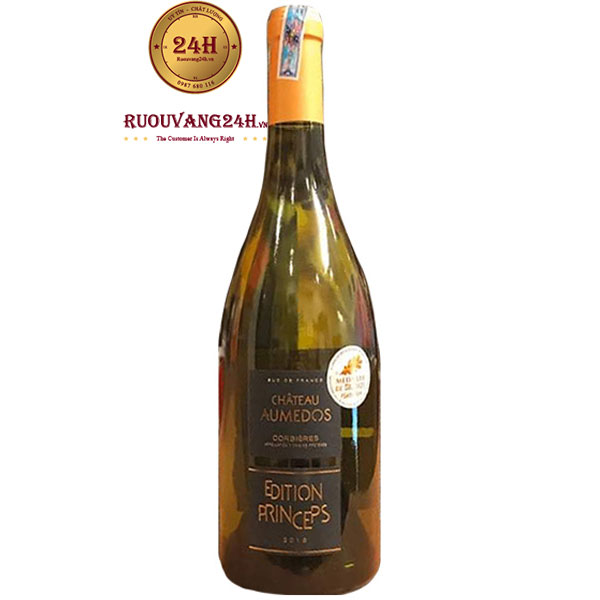 Rượu Vang Chateau Aumedos Blanc