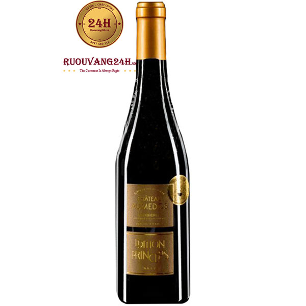 Rượu Vang Chateau Aumedos Edition Princeps