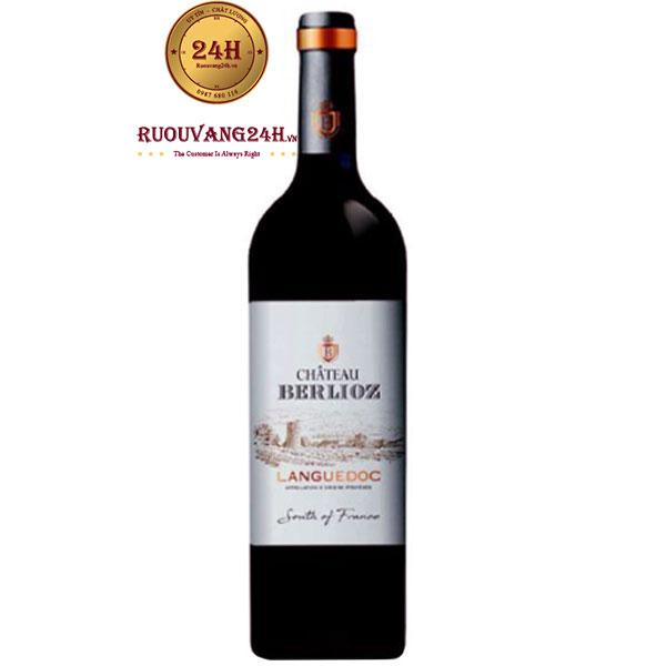 Rượu Vang Chateau Berlioz Languedoc