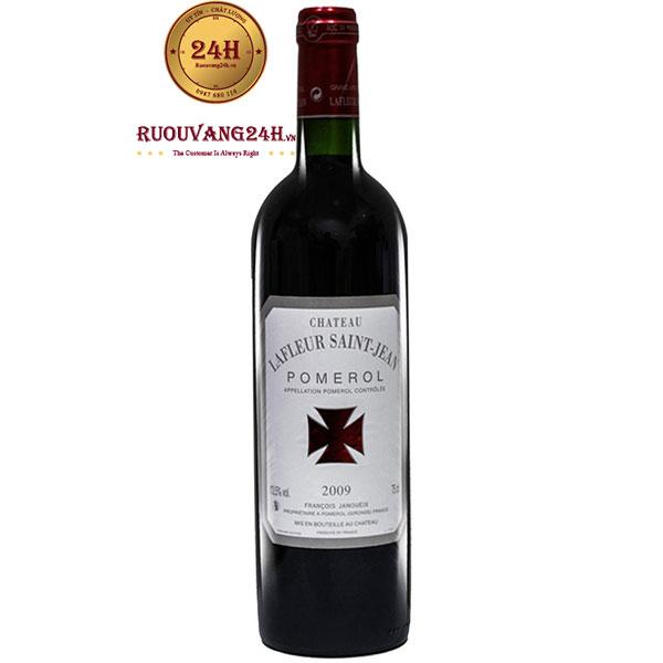Rượu Vang Chateau Lafleur Saint Jean Pomerol