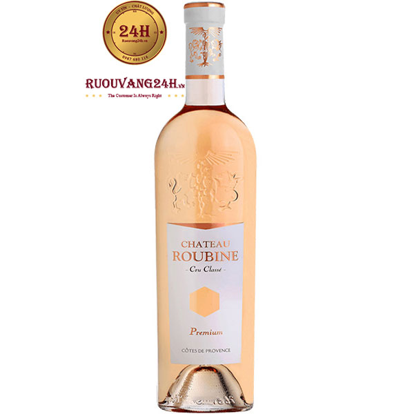 Rượu Vang Chateau Roubine Cru Classe Rose
