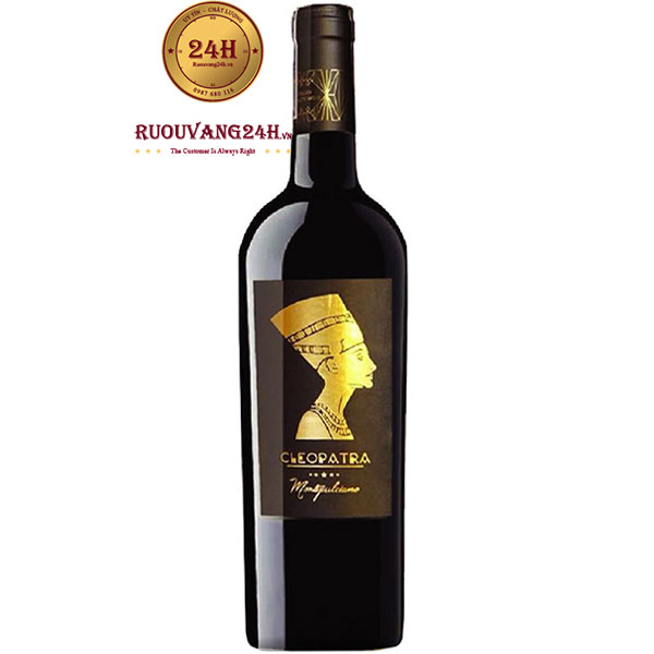 Rượu Vang Cleopatra Montepulciano