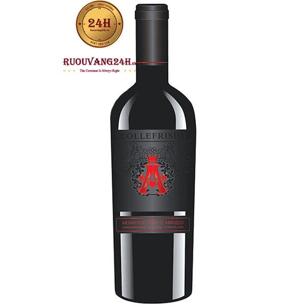Rượu Vang Collefrisio A Montepulciano