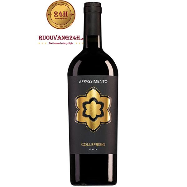 Rượu Vang Collefrisio Appassimento