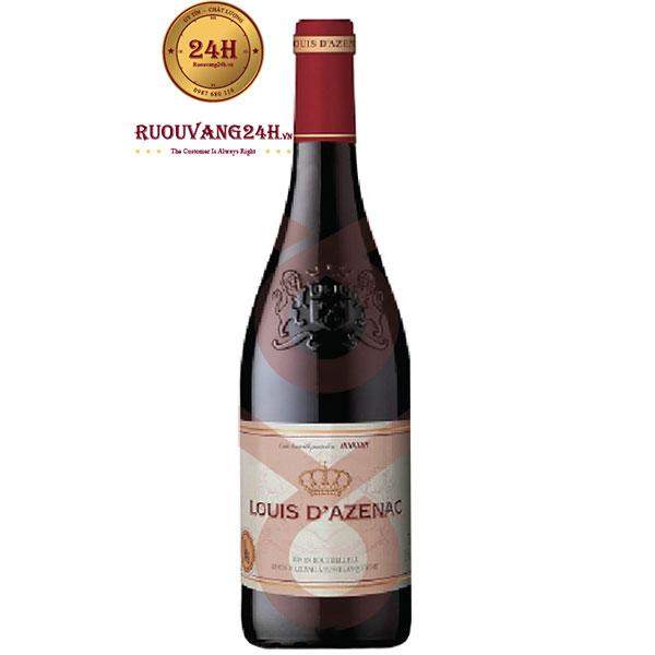 Rượu Vang Đỏ Louis D'azenac