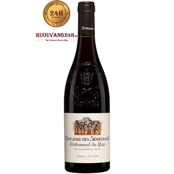 Rượu Vang Domaine Des Senechaux Châteauneuf Du Pape