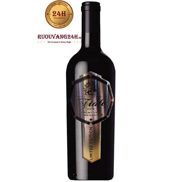 Rượu Vang Fiato Primitivo Di Manduria