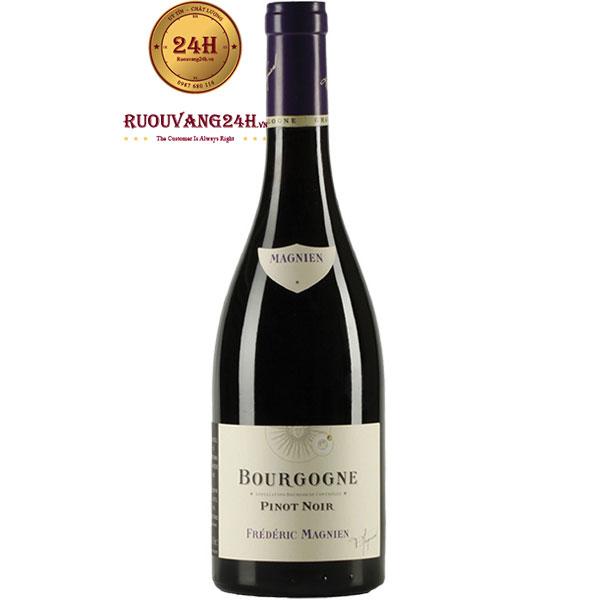 Rượu Vang Frederic Magnien Bourgogne Pinot Noir