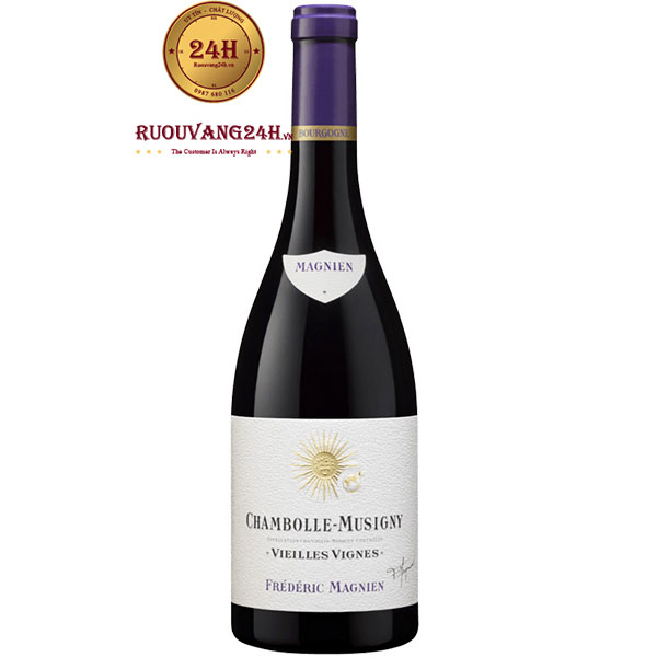 Rượu Vang Frederic Magnien Chambolle Musigny