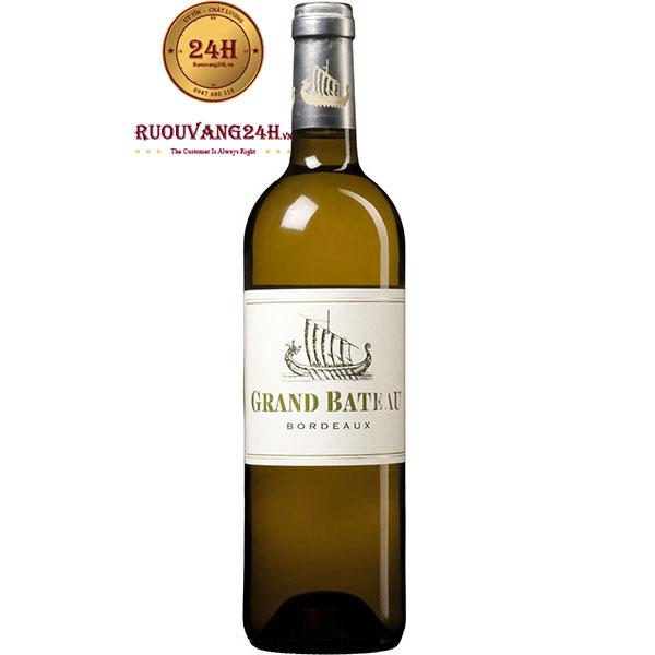Rượu Vang Grand Bateau Bordeaux Blanc