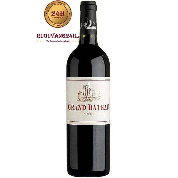 Rượu Vang Grand Bateau Bordeaux