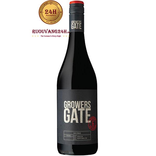Rượu Vang Growers Gate Syrah