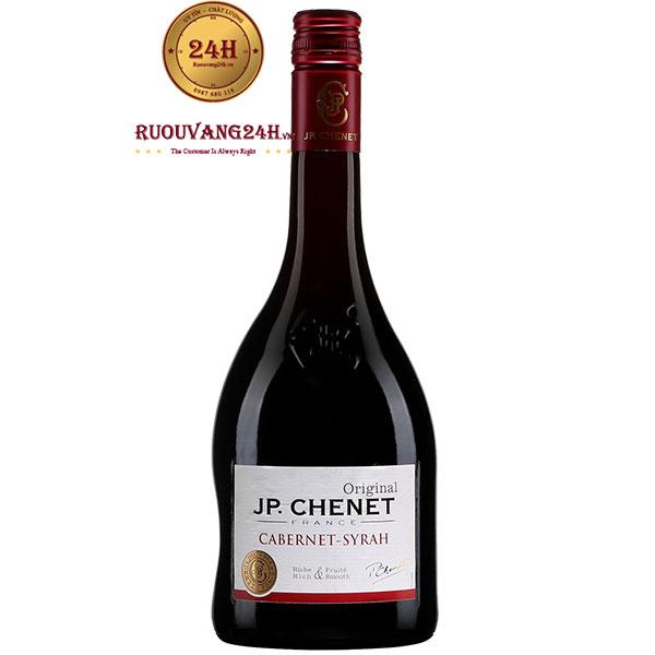Rượu Vang JP Chenet Cabernet – Syrah
