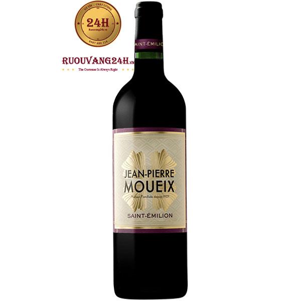 Rượu Vang Jean Pierre Moueix Saint Emilion