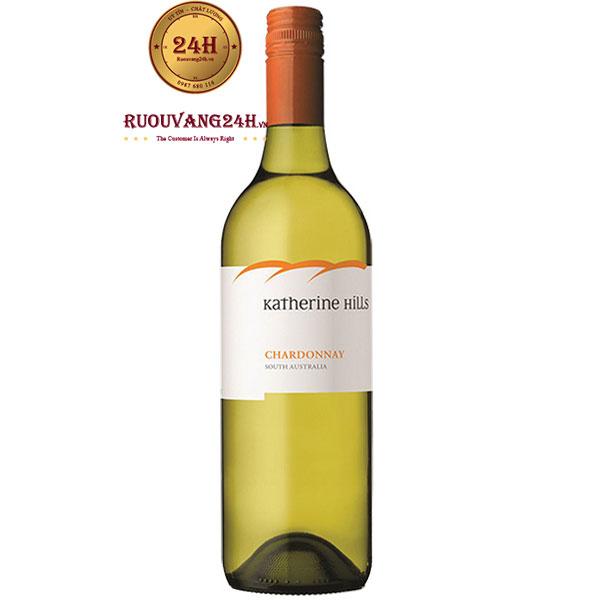 Rượu Vang Katherine Hills Chardonnay